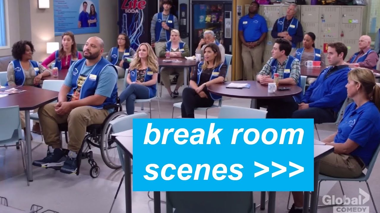 Download 3 seconds of every superstore episode (s1-5)