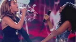 Alexandra and Beyonce - Listen (with lyrics)