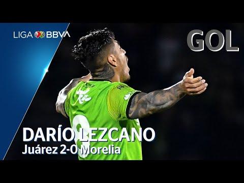 Juárez [2] - 0 Morelia (D. Lezcano 52')