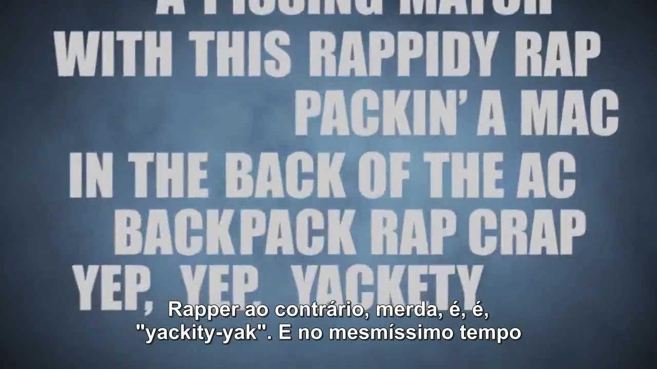 Eminem - Rap God [LEGENDADO PT-BR]