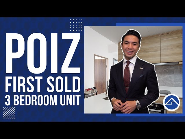 Selling Tenanted Unit (Poiz Residences FIRST 3 Bedrooms to be SOLD)! | Soldout Ep3