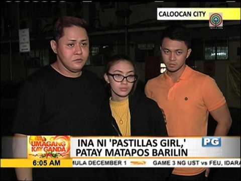 HULI SA CCTV: Pamamaril sa ina ni 'Pastillas Girl'