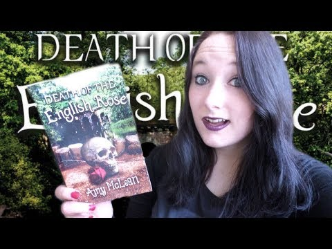 My Fifth Book Death of the English Rose Is OUT NOW! | Amy McLean