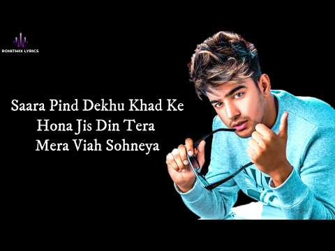 Tera Mera Viah (LYRICS) – Jass Manak | Latest Punjabi Songs 2019