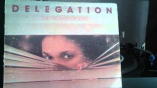 "Delegation  ""Where Is The Love (We Used To Know)"""