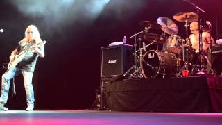 Uriah Heep - The Magicians Birthday - Milwaukee Wisconsin 3/6/2015