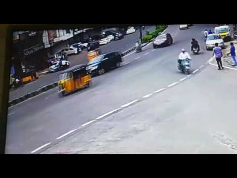 Accident near tv 9 mj college student who passess Away