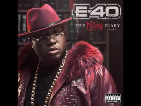 E 40   The D Boy Diary Book 1 - Full Album