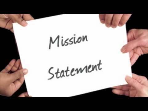 Vision And Mission Statements Youtube