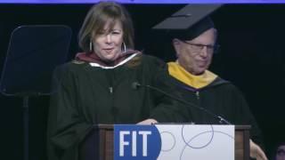 Jane Rosenthal Addresses FIT Graduates