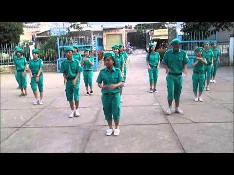 [LTX] Nhảy dân vũ Trống Cơm