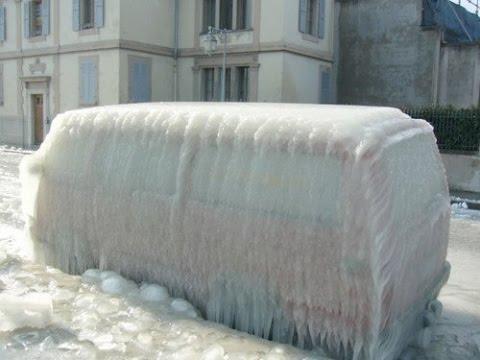 запуск ивеко дейли в мороз