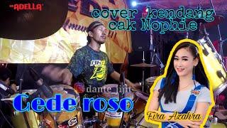 Lagu terbaru GEDE ROSO dari Fira Azahra om.ADELLA Cover Kendang cak Nophie (live PUTRA AWED'S)