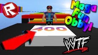 Wir erreichen 400! -[ W.T.F ]-970 Mega Fun Obby - (Roblox) #2