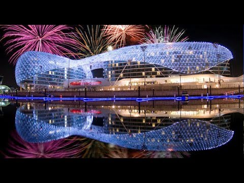 MY ABU DHABI WEEKEND GETAWAY AT THE YAS VICEROY!!!