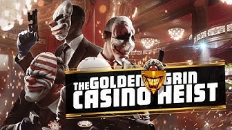 [Payday 2] Death Wish - Golden Grin Casino (Solo Stealth)
