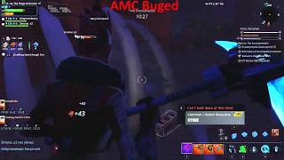 Fortnite AMC Buged as of v9.10