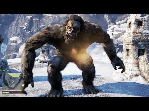 Far Cry 4: Das Tal Der Yetis - Was Taugt Der DLC?
