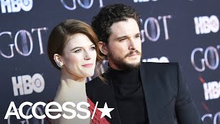 Kit Harington's Brother Dropped An Epic 'Game Of Thrones' Reference At His Wedding To Rose Leslie!