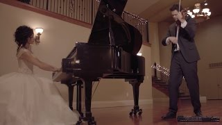 Violin and Piano Cover of Angel - Sarah McLachlan