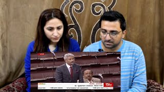 Pakistani Reacts to Shri S Jaishankar discussed matter of Pakistani students in Indian Parliment
