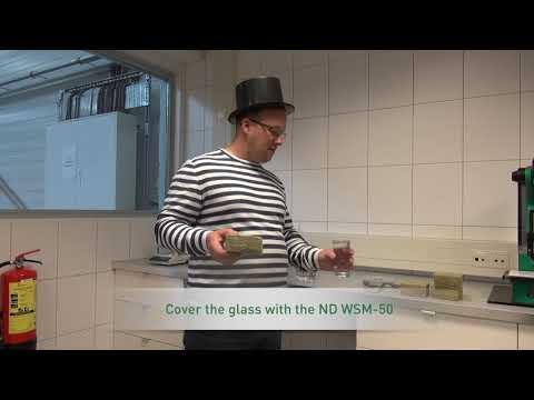 ND WSM-50 Waterreservoir