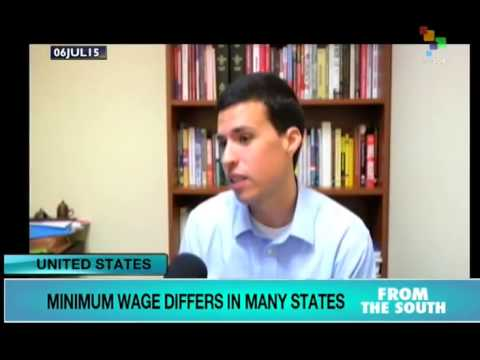 USA: Low Minimum Wage Has Collateral Effects