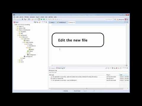 F5 Editor Eclipse Plugin v2 - iRules LX