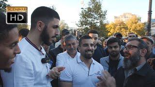 P2 - Nice Shot!? Ali Dawah Vs Jewish Visitor Avi Yemeni | Speakers Corner | Hyde Park
