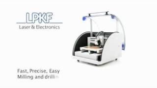 PCB Plotter LPKF ProtoMat S103 for Prototype and Small Batch Production