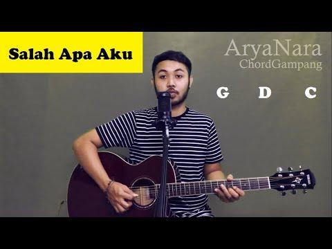 chord-gampang-(salah-apa-aku---ilir-7)-by-arya-nara-(tutorial-gitar)-untuk-pemula
