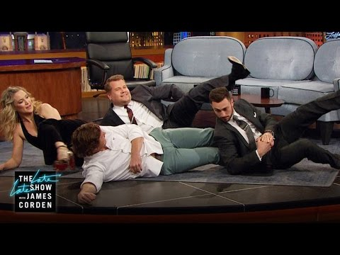Thumbnail: Staying Fit w/ Anders Holm, Aaron Taylor-Johnson & Kate Hudson