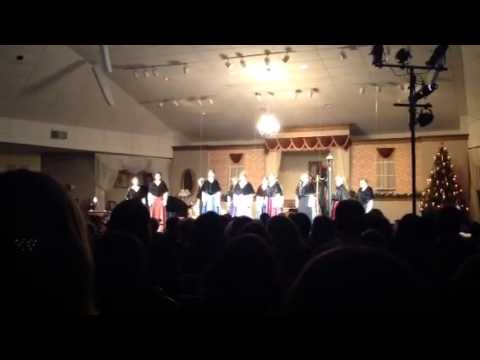 Suo Gan--Falls Baptist Church Ladies' Ensemble