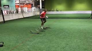 Professional Lacrosse Player Steve Brooks, Atlas LC