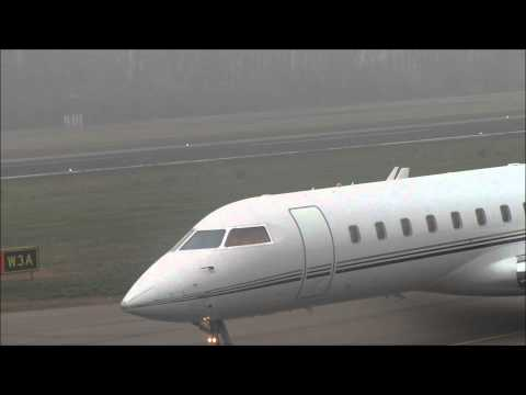 Part 1: The European Fine Art Fair (TEFAF) private jets at Maastricht-Aachen Airport