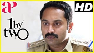1 by Two Movie Scenes | Fahad sees Murali Gopy in hospital | Fahad encounters Azhagam Perumal