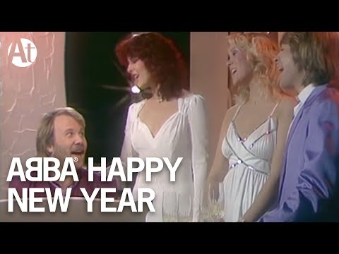 abba-happy-new-year-(1980)-in-hd-2019-christmas-reunion-with-lyrics