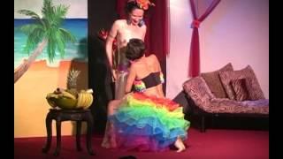 Safe Sex in Polyamory Paradise by Kamala Devi, Roxanne and Jennifer Gold