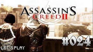 Assassin's Creed II - Let's Play - #024: Das Attentat auf Francesco de' Pazzi [Blind / Xbox 360]