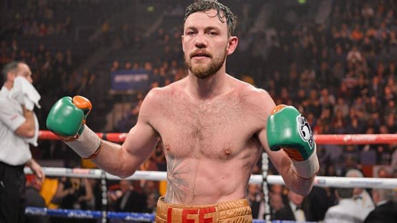 Andy Lee Highlights Knockouts Youtube