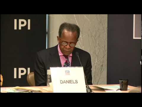 Adekeye Adebajo's Africa's Peacemakers, Nobel Laureates of African Descent