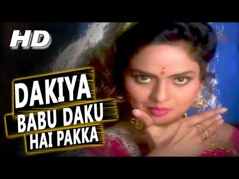 Dakiya Babu Daku Hai Pakka | Sapna Mukherjee | Sher-E-Hindustan HD 1998 Songs | Madhoo