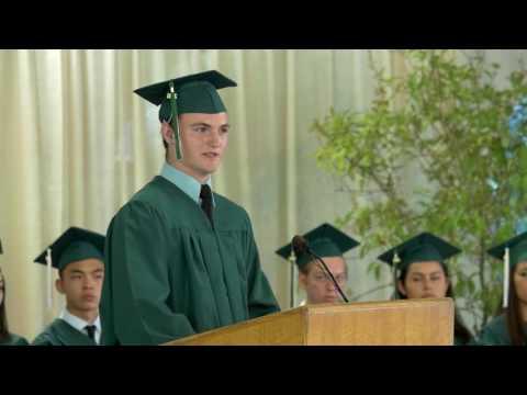Delphian School Commencement 2016: Chad Platt