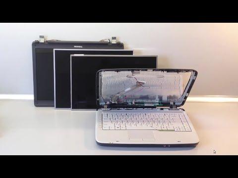 Можно ли подключить к ноутбуку другую матрицу / экран
