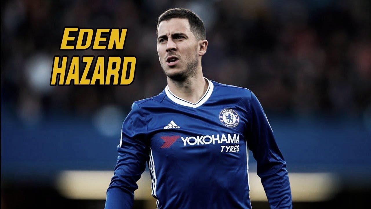 Eden Hazard / Best Moments / HD / #6