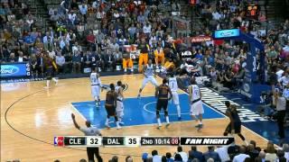 Cleveland Cavaliers vs Dallas Mavericks   March 10, 2015   NBA 2014-15 Season