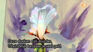 Видеоурок Гарри Дженкинса. Lichtgevende Iris.