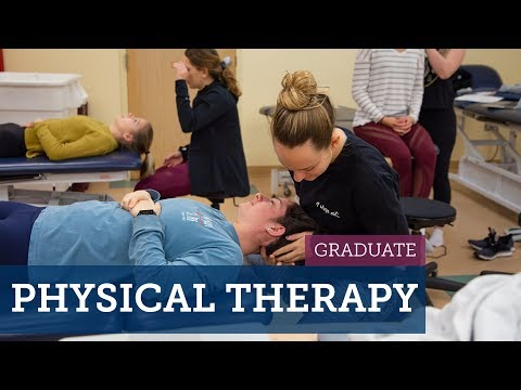 Doctor of Physical Therapy at Simmons College