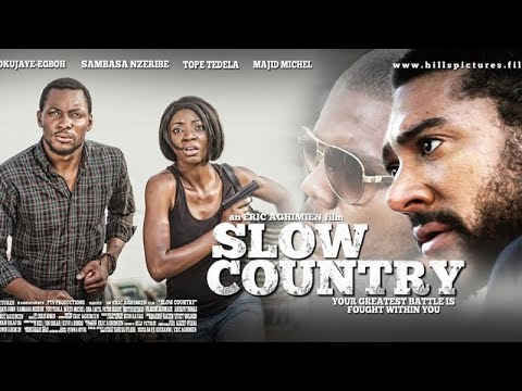 Download SLOW COUNTRY Official Trailer - Now Showing On congatv.com