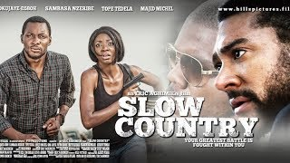 SLOW COUNTRY Official Trailer - Now Showing On congatv.com
